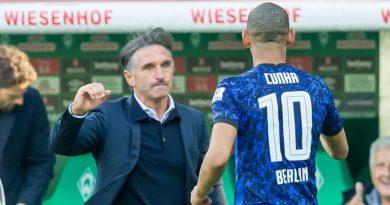 Die Spiele der Bundesliga am Samstagnachmittag in der Übersicht