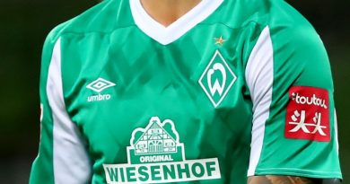 Werder Bremen verlängert mit Ausrüster Umbro