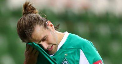 Werder: Niclas Füllkrug fällt wochenlang aus!