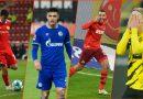 Die Tops und Flops vom 9. Bundesliga-Spieltag