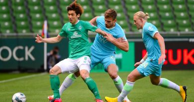 VfL Wolfsburg – Werder Bremen | Die offiziellen Aufstellungen
