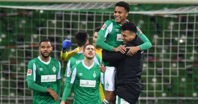 Werder-Youngster Agu auf dem Weg Richtung Stammplatz und U21-EM