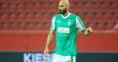 """Toprak lobt Werder: """"Gute Truppe, die Spaß macht"""""""