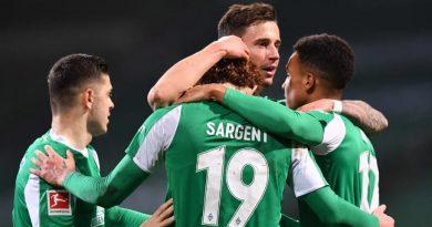 """Werder beendet Frankfurts Höhenflug – """"Theo im Superlegendmodus"""""""