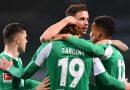 Pokalspiel zwischen Regensburg und Werder verschoben