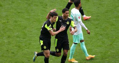 BVB besiegt Werder nach frühem Rashica-Schock mit 4:1 – Netzreaktionen zur Partie