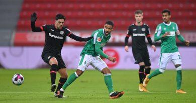 SV Werder Bremen – Bayer 04 Leverkusen | Die offiziellen Aufstellungen